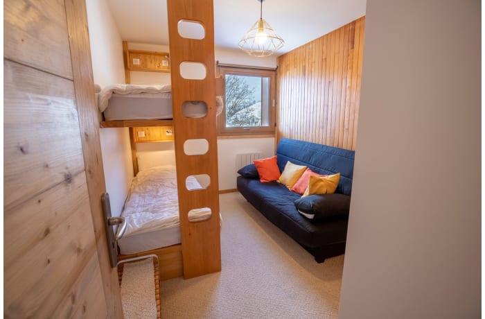 Apartment in Les 3 Marches, Les Allues - 12