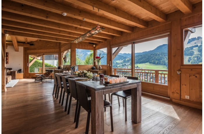 Apartment in Omaroo I, Morzine - 7