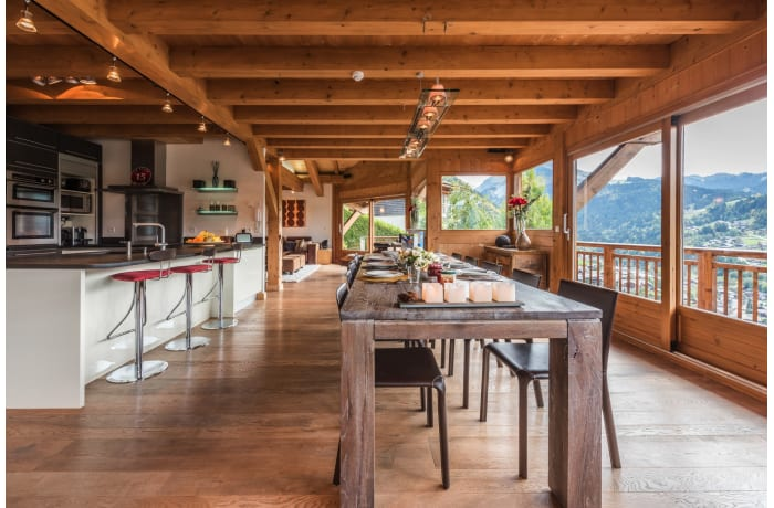 Apartment in Omaroo I, Morzine - 6