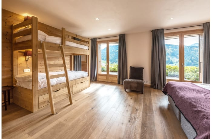 Apartment in Omaroo II, Morzine - 14
