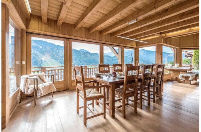 Apartment in Omaroo II, Morzine - 4