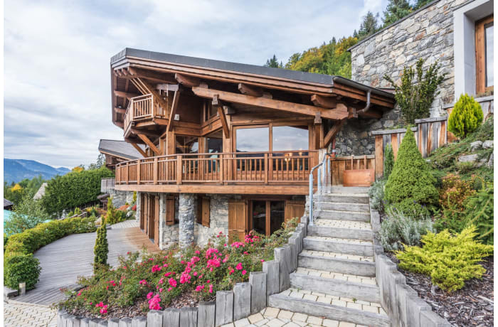 Apartment in Omaroo II, Morzine - 21