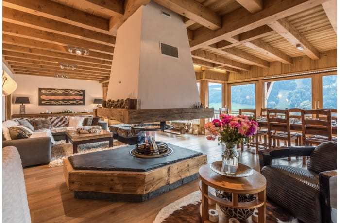 Apartment in Omaroo II, Morzine - 2