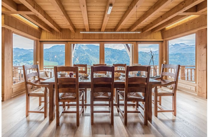 Apartment in Omaroo II, Morzine - 3