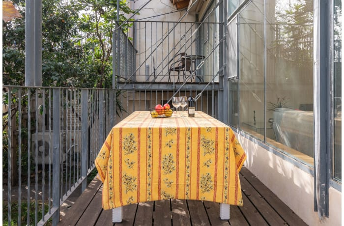 Apartment in HaKfar Garden House, Hadar Am - 35