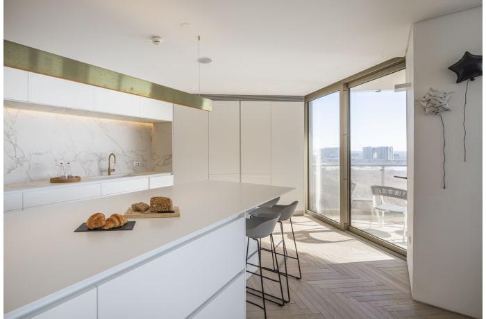Apartment in Daniel Luxury flat, Herzliya Pituah - 15