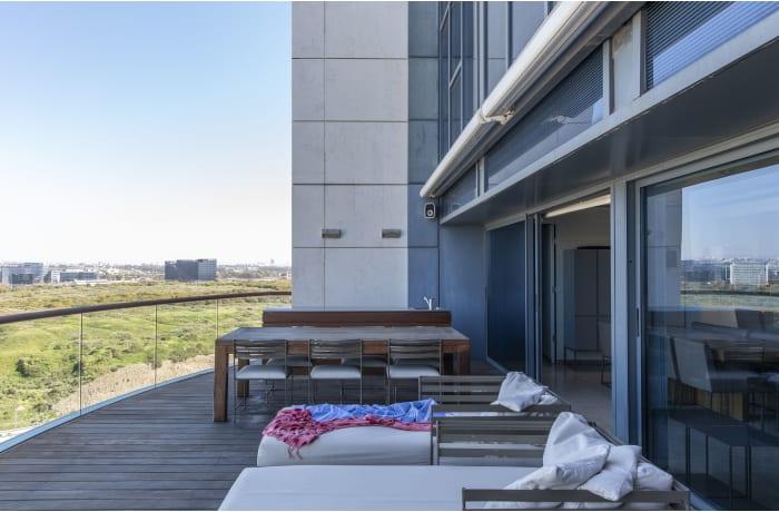 Apartment in Hatzedef sea view, Herzliya Pituah - 14