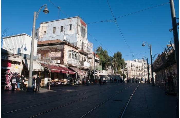 Apartment in Elegant J Tower I, Mahane Yehuda Market - 23