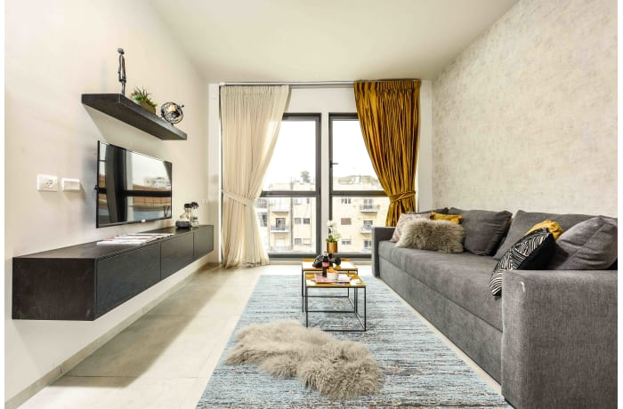Apartment in Elegant J Tower I, Mahane Yehuda Market - 11