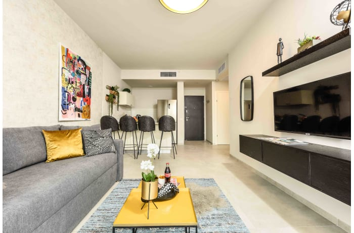 Apartment in Elegant J Tower I, Mahane Yehuda Market - 2