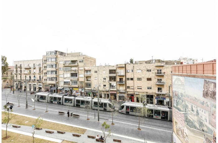 Apartment in Elegant J Tower I, Mahane Yehuda Market - 16