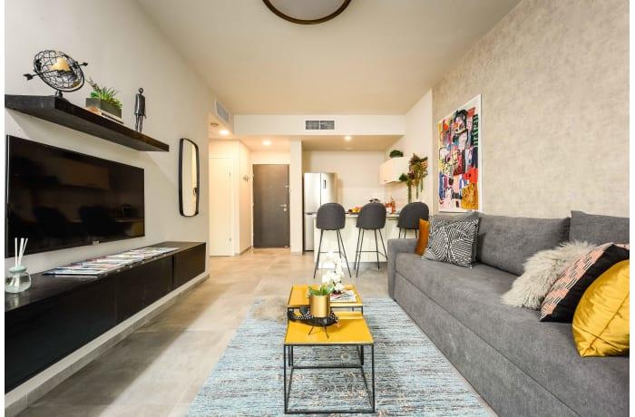 Apartment in Elegant J Tower IV, Mahane Yehuda Market - 3