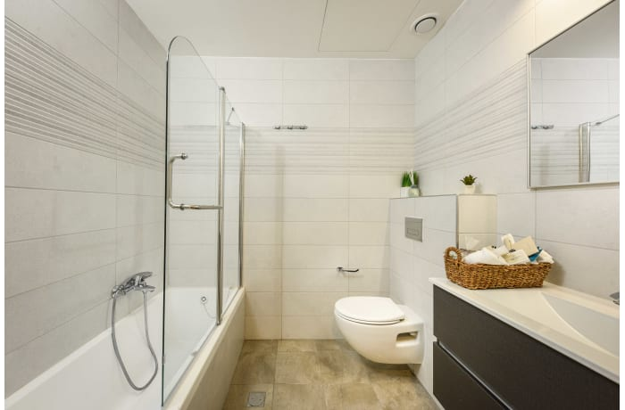 Apartment in Elegant J Tower IV, Mahane Yehuda Market - 8