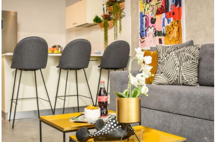 Apartment in Elegant J Tower IV, Mahane Yehuda Market - 12
