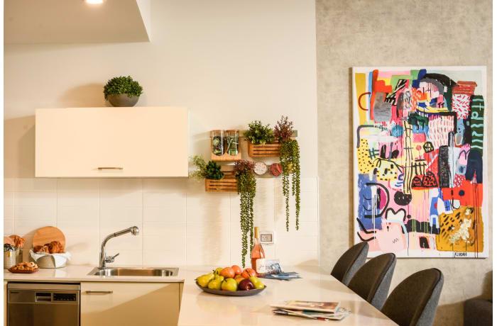Apartment in Elegant J Tower IV, Mahane Yehuda Market - 11