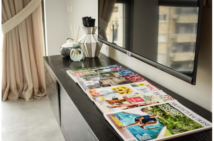 Apartment in Elegant J Tower IV, Mahane Yehuda Market - 14