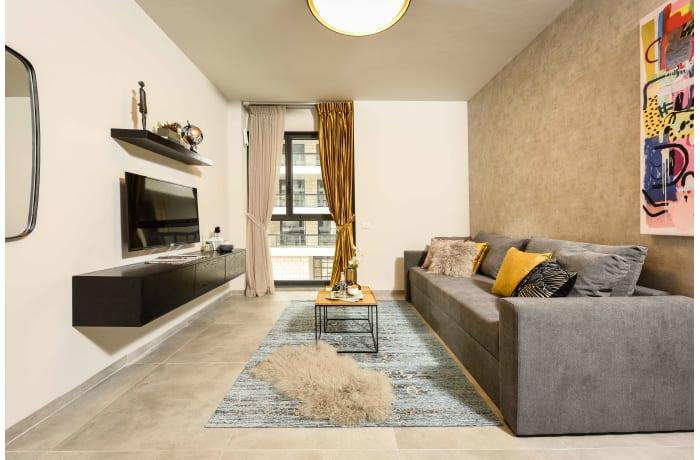 Apartment in Elegant J Tower V, Mahane Yehuda Market - 3