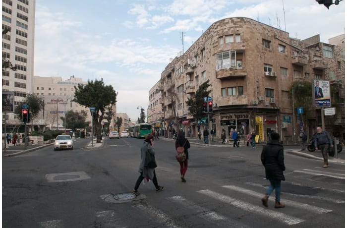 Apartment in Elegant J Tower V, Mahane Yehuda Market - 20