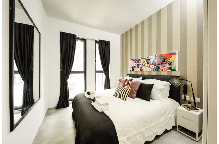 Apartment in Elegant J Tower V, Mahane Yehuda Market - 4