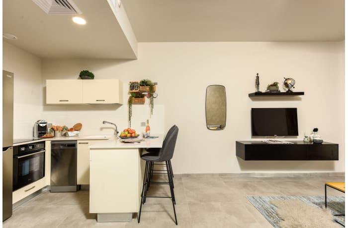 Apartment in Elegant J Tower V, Mahane Yehuda Market - 10