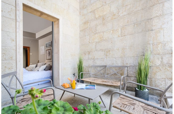 Apartment in Jerusalem Citadel, Mamilla - 21