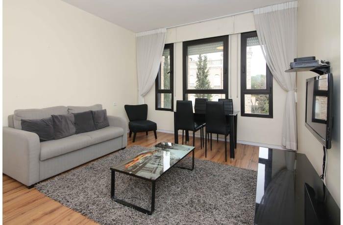 Apartment in King David Elegance, Mamilla - 1