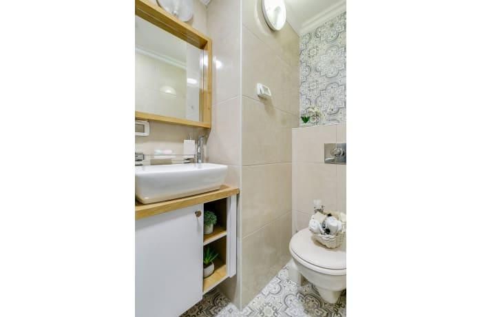 Apartment in King David Pearl 3 bedrooms, Mamilla - 12