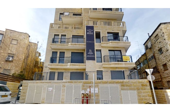 Apartment in Lincoln Residence, Mamilla - 25