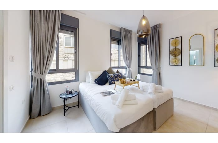 Apartment in Lincoln Residence, Mamilla - 16