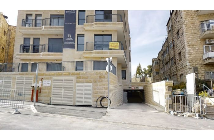 Apartment in Lincoln Residence, Mamilla - 26