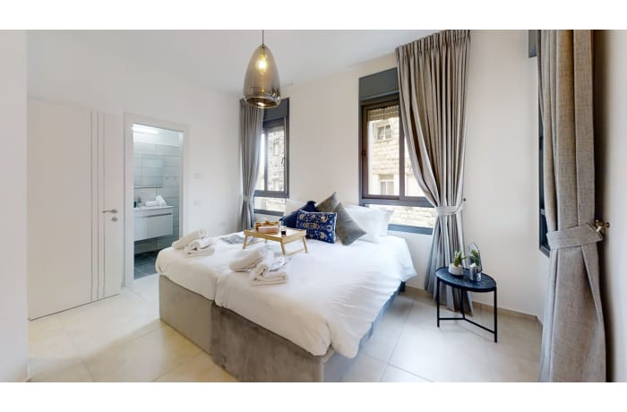 Apartment in Lincoln Residence, Mamilla - 15