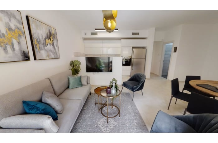 Apartment in Lincoln Residence, Mamilla - 2