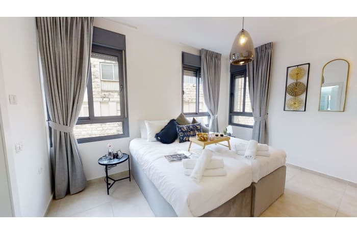 Apartment in Lincoln Residence, Mamilla - 14