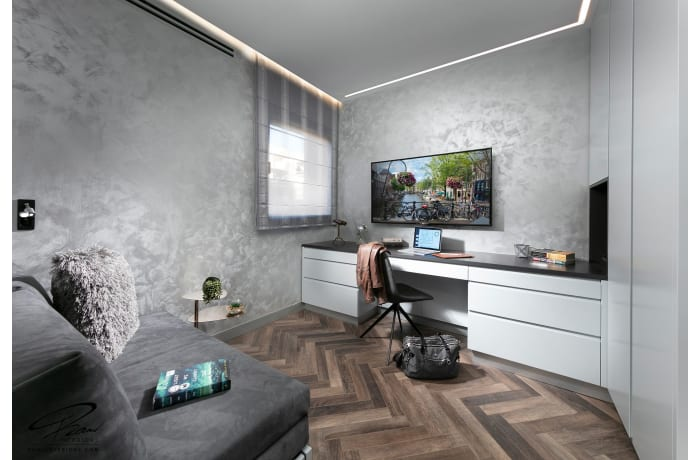 Apartment in Washington Luxury, Mamilla - 10