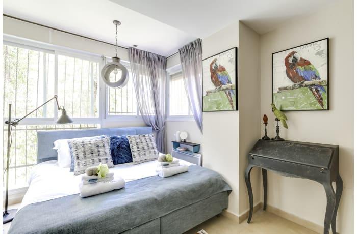 Apartment in Akhad ha-Am, Talbieh- Rechavia - 4