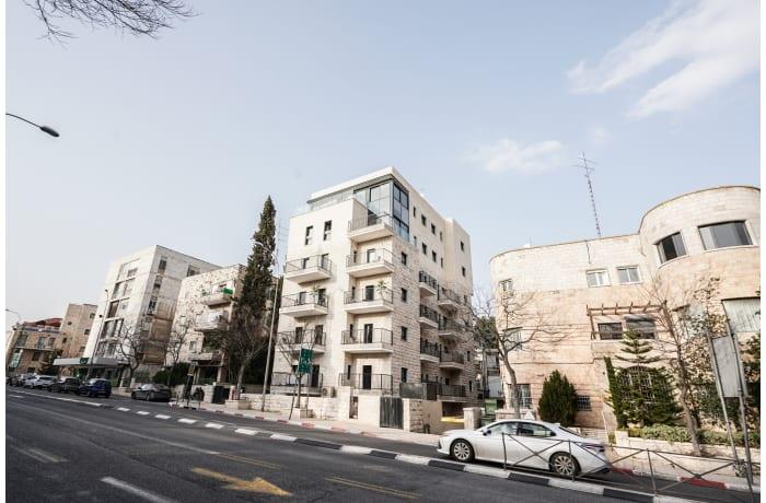 Apartment in Chic Keren Hayesod I, Talbieh- Rechavia - 14