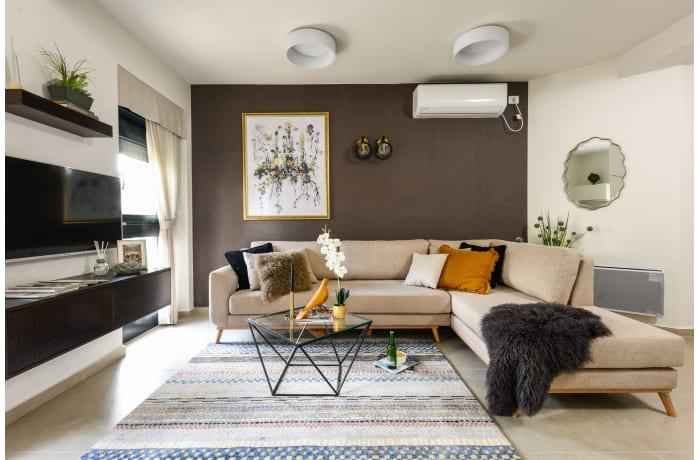 Apartment in Chic Keren Hayesod I, Talbieh- Rechavia - 1