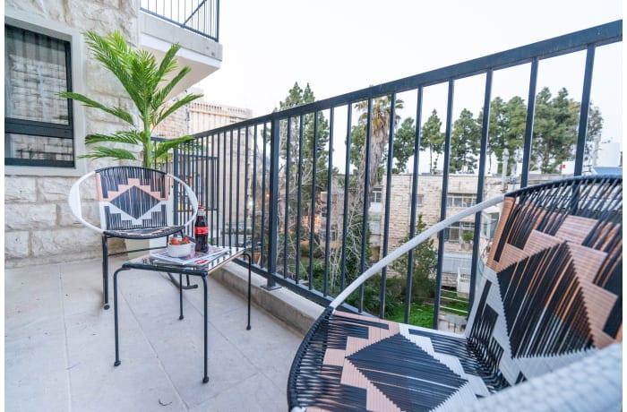 Apartment in Chic Keren Hayesod I, Talbieh- Rechavia - 3