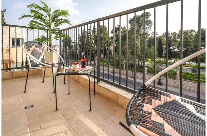 Apartment in Chic Keren Hayesod III, Talbieh- Rechavia - 3