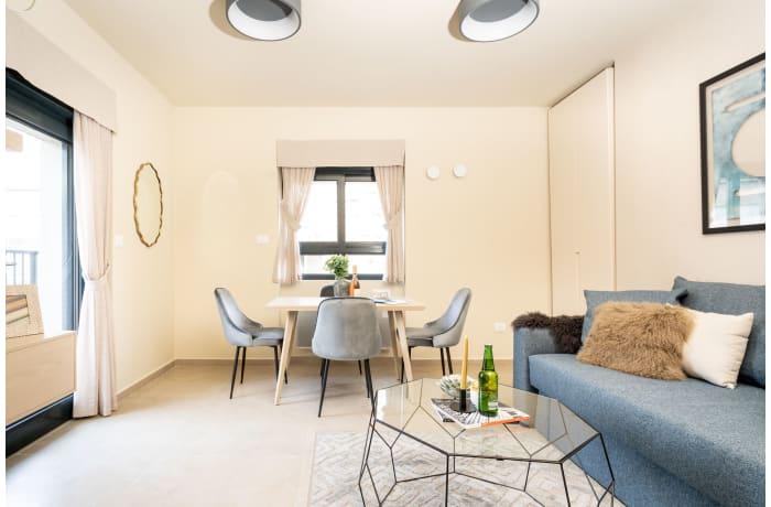 Apartment in Chic Keren Hayesod VI, Talbieh- Rechavia - 5