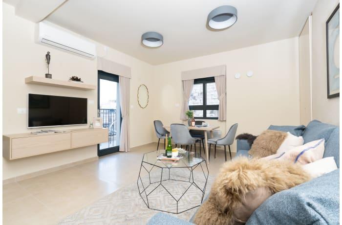 Apartment in Chic Keren Hayesod VI, Talbieh- Rechavia - 2