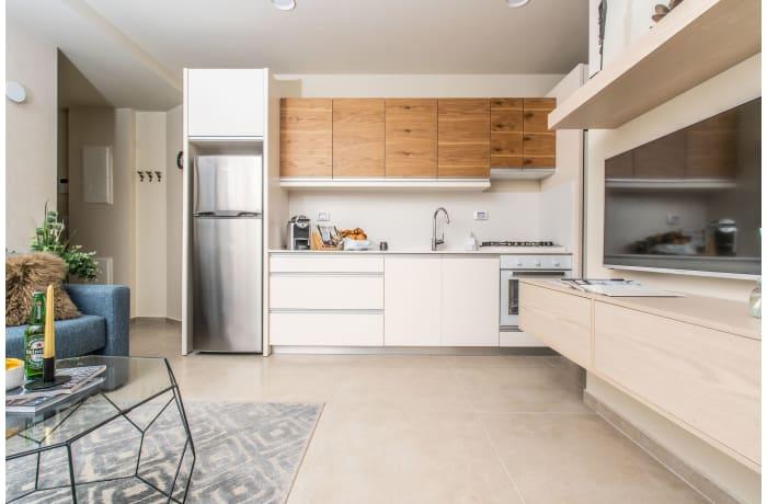 Apartment in Chic Keren Hayesod VI, Talbieh- Rechavia - 7