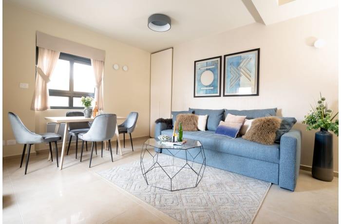 Apartment in Chic Keren Hayesod VI, Talbieh- Rechavia - 1