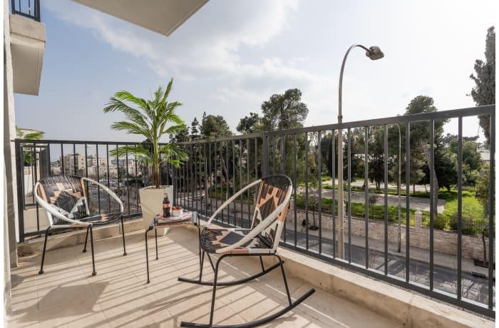 Apartment in Chic Keren Hayesod VIII, Talbieh- Rechavia - 3