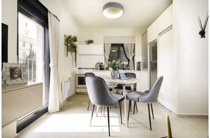 Apartment in Chic Keren Hayesod VIII, Talbieh- Rechavia - 5