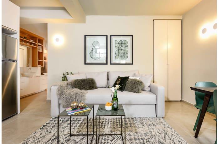 Apartment in Chic Keren Hayesod XI, Talbieh- Rechavia - 1