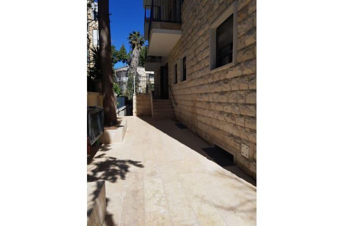 Apartment in Chic Keren Hayesod XI, Talbieh- Rechavia - 0