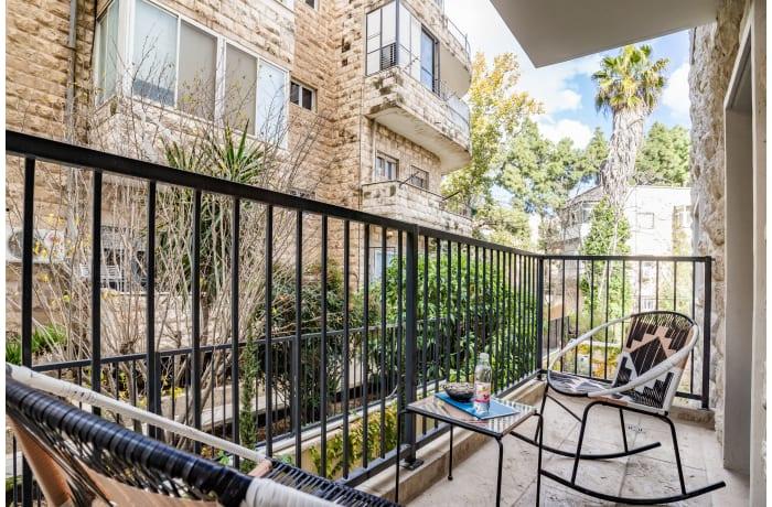 Apartment in Keren Hayesod Deluxe I, Talbieh- Rechavia - 24