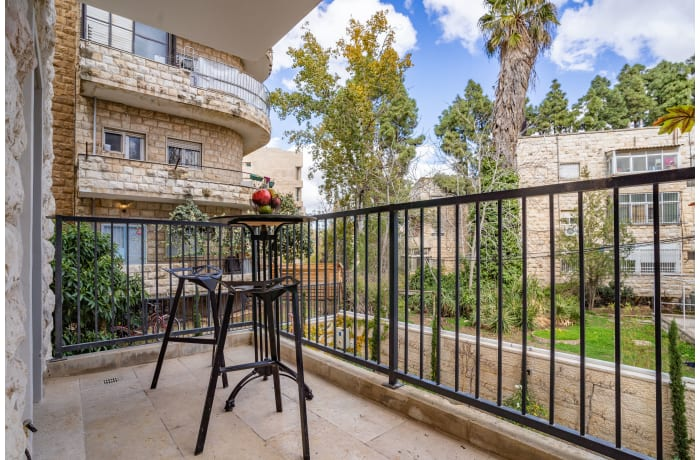 Apartment in Keren Hayesod Deluxe I, Talbieh- Rechavia - 23