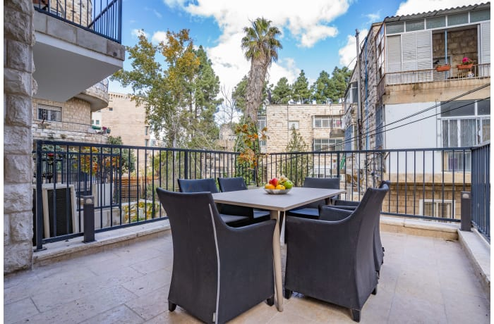 Apartment in Keren Hayesod Deluxe I, Talbieh- Rechavia - 21
